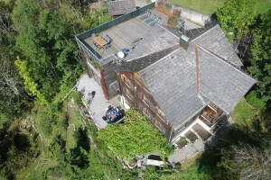 Luftaufnahme Seminarhaus