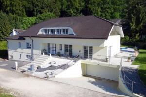 Luftaufnahme Immobilie Basel